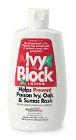 poison ivy block